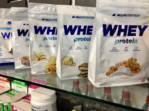 AllNutrition táplálékkiegészítők